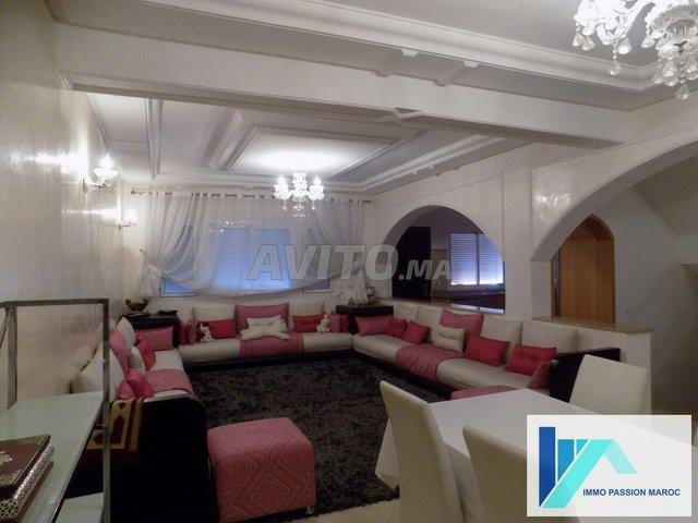 belle villa à vendre à TANGERn Route d'Achakkar. - 1