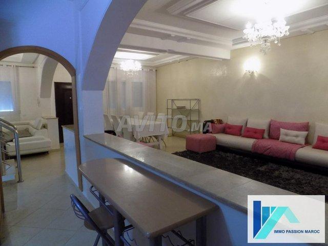 belle villa à vendre à TANGERn Route d'Achakkar. - 2