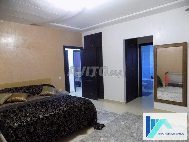 belle villa à vendre à TANGERn Route d'Achakkar. - 4