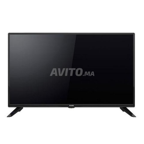 Visio TV 32'' Smart TV -  Recepteur integré - TNT - 2