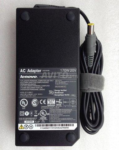 AC Adaptateur 170W 20V Originale pour Workstation  - 2