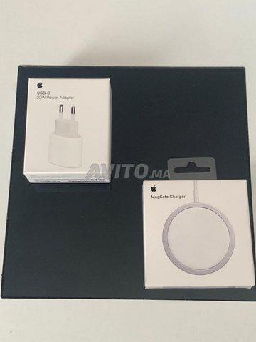 Chargeur sans fil magsafe avec adaptateur  - 5