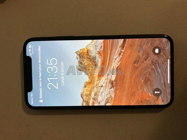 iPhone X 64 g état bat 87  - 2