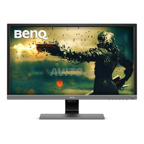 Ecran Gaming BenQ EL2870U 4K HDR NEUF (OPEN BOX) - 1