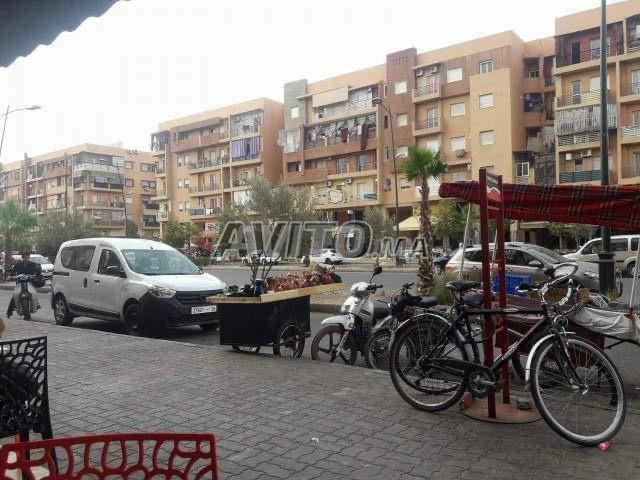 Appartement abwabes marrackech massira 2 57m2 - 3