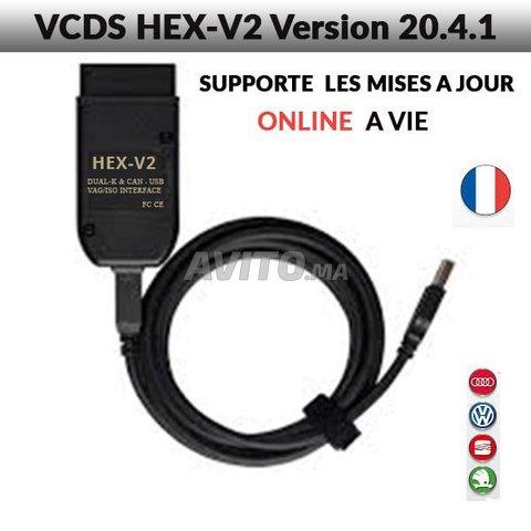 VCDS 2020 ATMEGA HEX V2 20.4 Online - 1