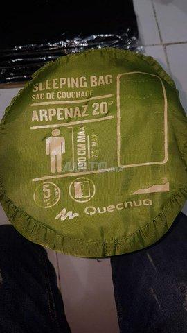 sac à couchage trip randonnée camping  - 2