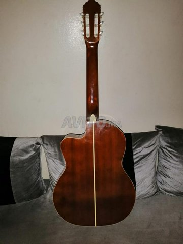 Guitare classique pan coupé  - 2