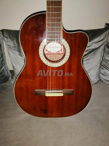 Guitare classique pan coupé  - 3