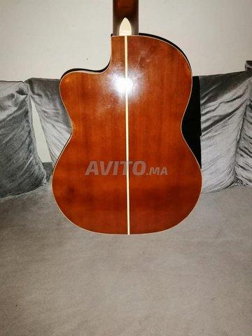 Guitare classique pan coupé  - 4