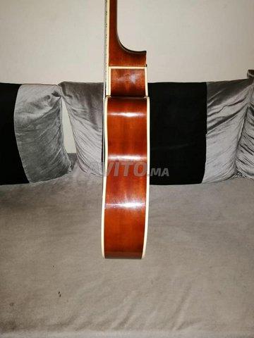 Guitare classique pan coupé  - 5