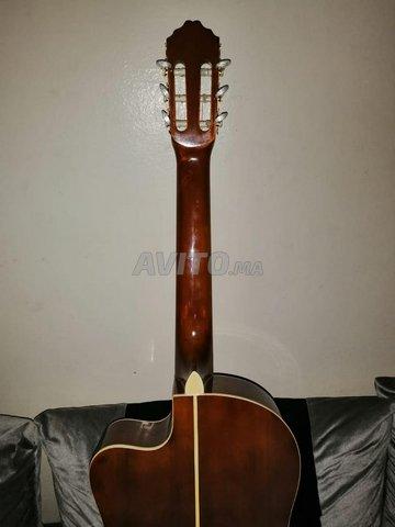 Guitare classique pan coupé  - 6