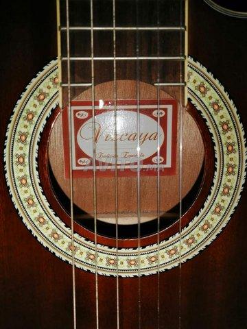 Guitare classique pan coupé  - 7