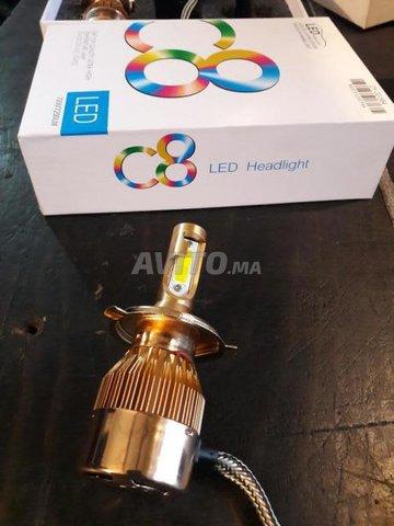 led turbo H7 - 4