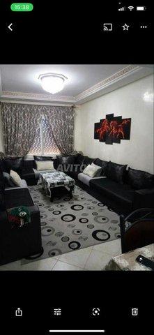 appartement meublé à louer - 4
