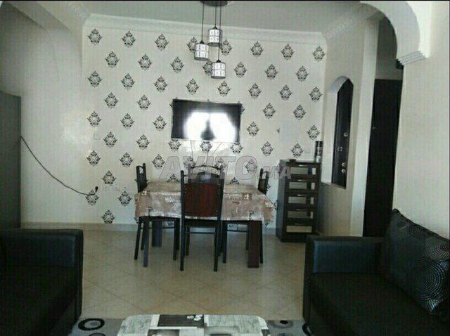 appartement meublé à louer - 5
