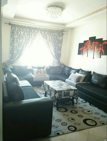 appartement meublé à louer - 6