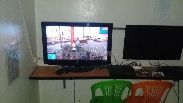 تلفاز و PS 3 - 1