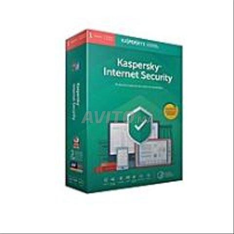 logiciel Kaspersky  internet  security 10 postes   - 1