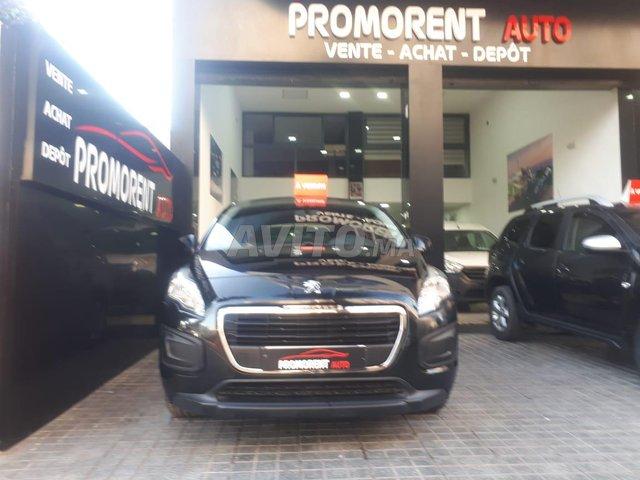 Peugeot3008 en promotion - 2