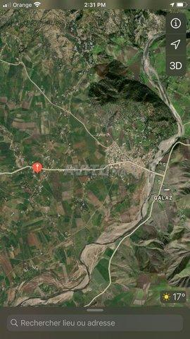 terrain à galaz province taounate - 4