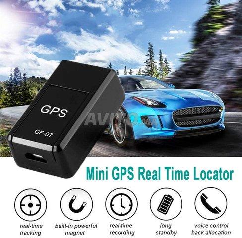 Mini Gf07 GPS Micro enregisteur vocale magnétique - 1