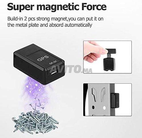 Mini Gf07 GPS Micro enregisteur vocale magnétique - 2