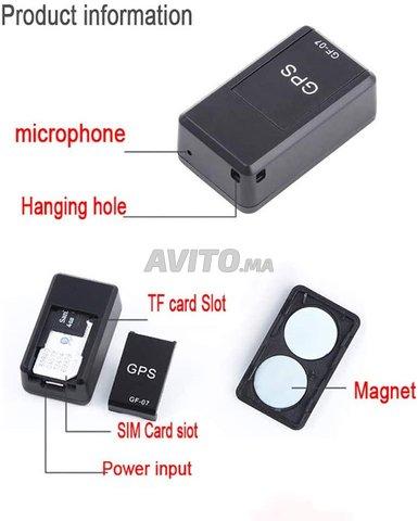 Mini Gf07 GPS Micro enregisteur vocale magnétique - 4