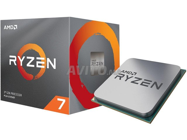 AMD Ryzen 3800X 4.5 Ghz NEUF - 1