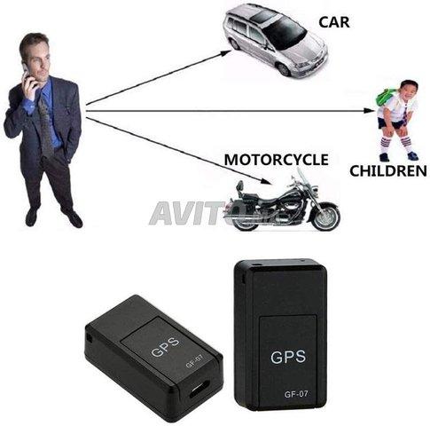 Mini Micro GPS Gf-07 enregistreur vocal magnétique - 2