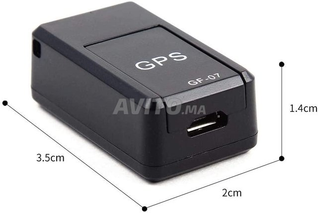 Mini Micro GPS Gf-07 enregistreur vocal magnétique - 4