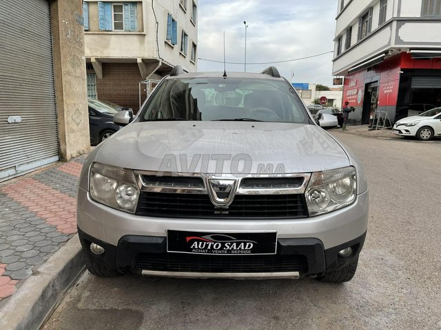 Dacia duster 1er main  - 1