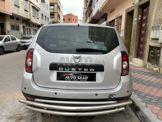 Dacia duster 1er main  - 2