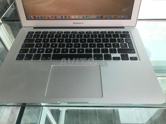 MacBook Air i5 8GB 2015 Blanch neige  - 5