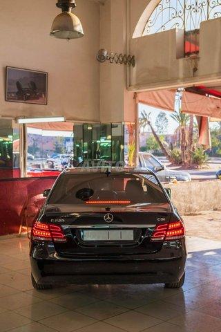 Mercedes Classe E 220 - 7