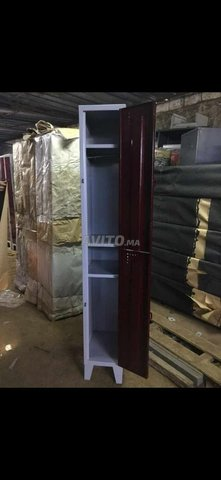 armoire metalique pour vestiaire - 3