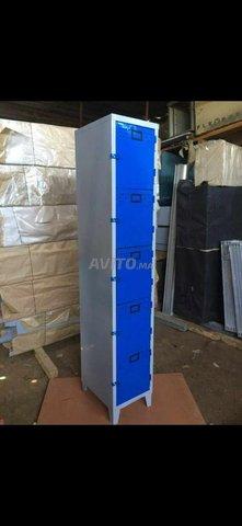 armoire metalique pour vestiaire - 4