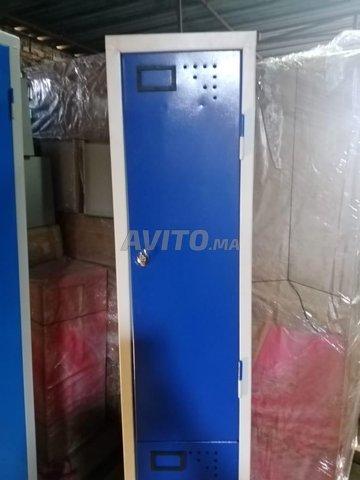 armoire metalique pour vestiaire - 2