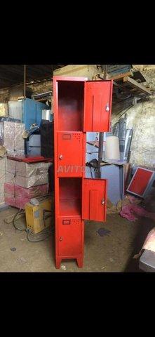 armoire metalique pour vestiaire - 5