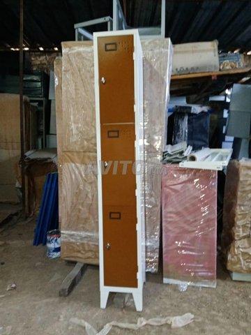 armoire metalique pour vestiaire - 1