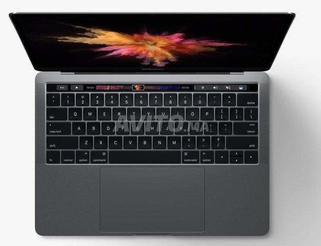 MacBook Pro 2019 TouchBar i7 Ram 16GB SSD 256GB - 4