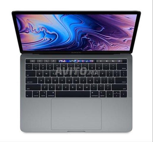 MacBook Pro 2019 TouchBar i7 Ram 16GB SSD 256GB - 5