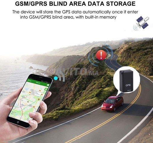 Mini Micro GPS Gf-07 enregistreur vocal magnétique - 3