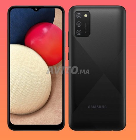 Galaxy A02s 64GB - 3