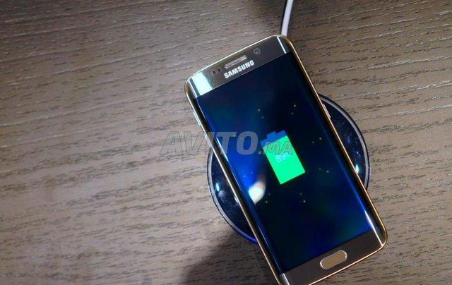 Chargeur sans fil S6/S7/S8 Iphone 8 10W LIVRAISON - 1