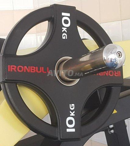 disque olympique ironbull professionnel  - 5
