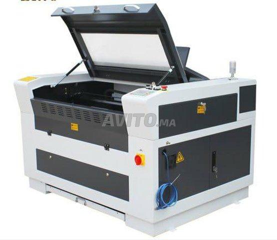 Machine Laser CO2  - 2