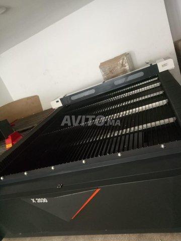 Machine Laser CO2  - 1