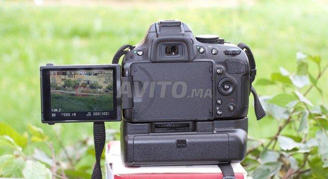 Nikon D5100 Appareil photo Video FULL HD - 7