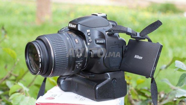 Nikon D5100 Appareil photo Video FULL HD - 1